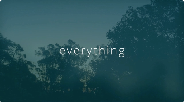 Everything single music video