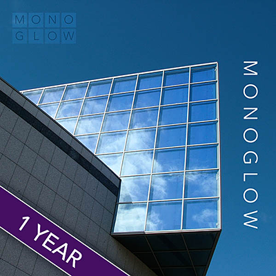 Monoglow EP cover